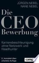 Die CEO Bewerbung