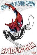 Color Your Own Spider Man