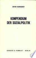 Kompendium der Sozialpolitik