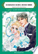 Book SCANDALOUS SECRET  DEFIANT BRIDE
