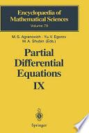 Partial Differential Equations IX