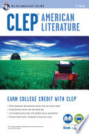 CLEP   American Literature Book   Online
