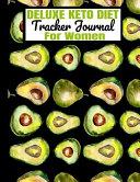 Deluxe Keto Diet Tracker Journal For Women