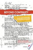 Ebook Beyond Continuity Epub Cybulski Mary Apps Read Mobile