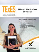 2017 TExES Special Education EC 12  161