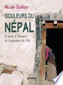 illustration du livre Couleurs du Népal. A pied à travers le royaume de Lho