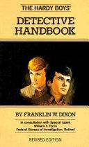 The Hardy boys detective handbook