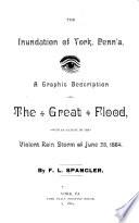 The Inundation of York  Penna