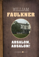 download ebook absalom, absalom! pdf epub