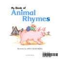 My Book of Animal Rhymes