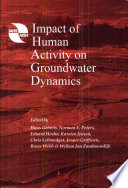 Impact of Human Activity on Groundwater Dynamics