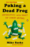 Poking A Dead Frog book