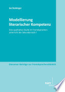 Modellierung literarischer Kompetenz