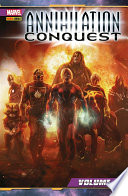 Annihilation Conquest 2 Marvel Collection