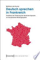 Deutsch sprechen in Frankreich
