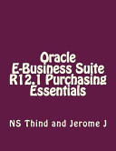 Oracle E Business Suite R12  1 Purchasing Essentials