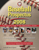Baseball Prospectus 2008 Statistics For The Past Five