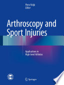 Arthroscopy and Sport Injuries