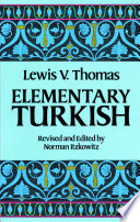 . Elementary Turkish .