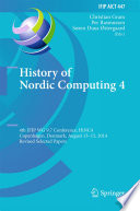 History of Nordic Computing 4