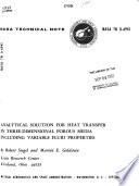 NASA Technical Note : ...