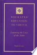 Socrates  Education to Virtue