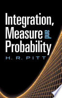 Integration  Measure and Probability