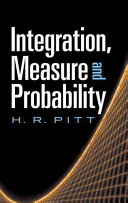 Integration, Measure and Probability