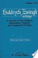 In Search Of True Religion Reformation Pastoral And Eucharistic Writings