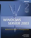 Microsoft Windows Server 2003 Administrator's Companion