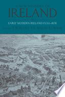 Early Modern Ireland  1534 1691 Book PDF