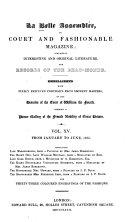 Book La Belle assemblée