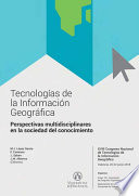Tecnolog As De La Informaci N Geogr Fica