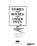 Stories And Rhymes For Under Fives : ...