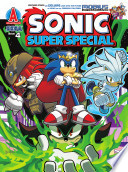 Sonic Super Special Magazine #4 : the first ever sonic comic magazine...