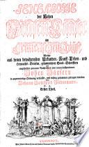 Genealogie der Hohen Grafenhäuser im Fränckischen Cräyse