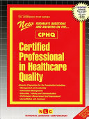 Certified Professional In Healthcare Quality
