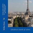 Livre Pour Enfants de l apprentissage des Couleurs