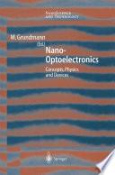 Nano Optoelectronics