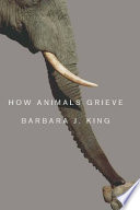 How Animals Grieve : we casually ascribe familiar emotions to them....