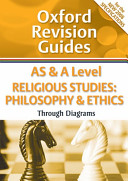AS and A Level Religious Studies  Philosophy   Ethics Through Diagrams