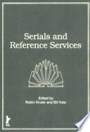 Serials and Reference Services