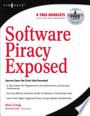 Software Piracy Exposed