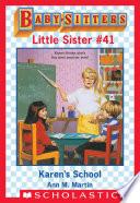 Karen s School  Baby Sitters Little Sister  41