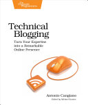 cover img of Technical Blogging