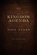The Kingdom Agenda Book