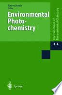 Environmental Photochemistry