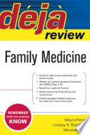 Deja Review Family Medicine