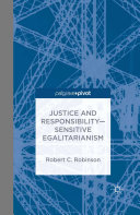 Justice and Responsibility—Sensitive Egalitarianism