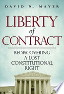 Liberty of Contract